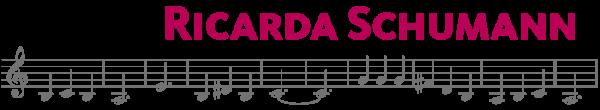 Ricarda Schumann